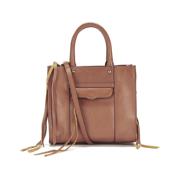 Rebecca Minkoff Women's Mab Mini Tote Bag - Bright Almond