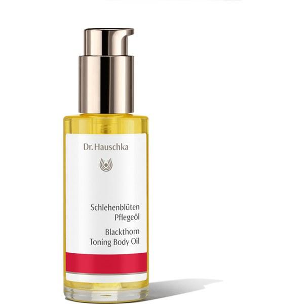 Dr. Hauschka Blackthorn Toning Body Oil (75ml)