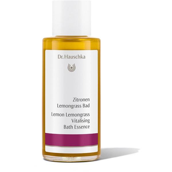 Dr. Hauschka Lemon Lemongrass Vitalising Bath Essence (100ml)
