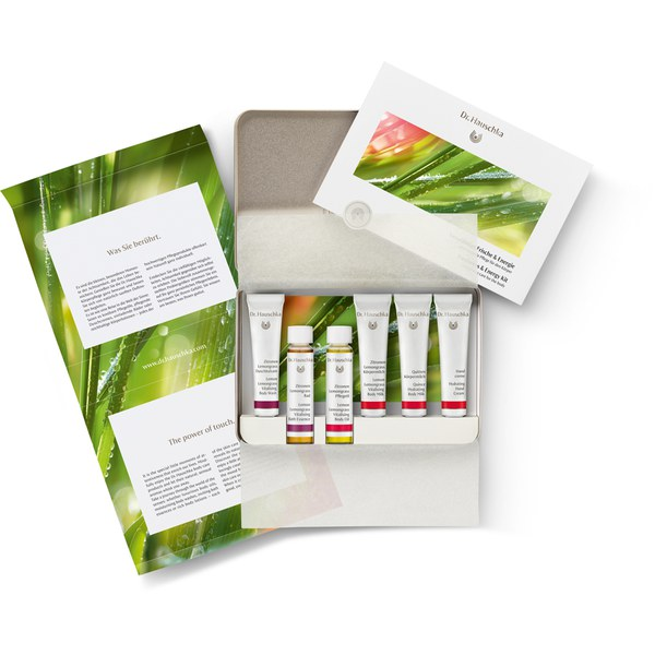 Dr. Hauschka Freshness and Energy Kit (6 x 10ml)