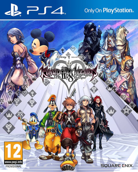 Kingdom of Hearts HD 2.8 Final Chapter Prologue