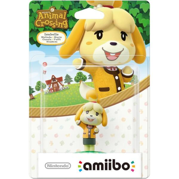 Isabelle amiibo (Animal Crossing Collection)