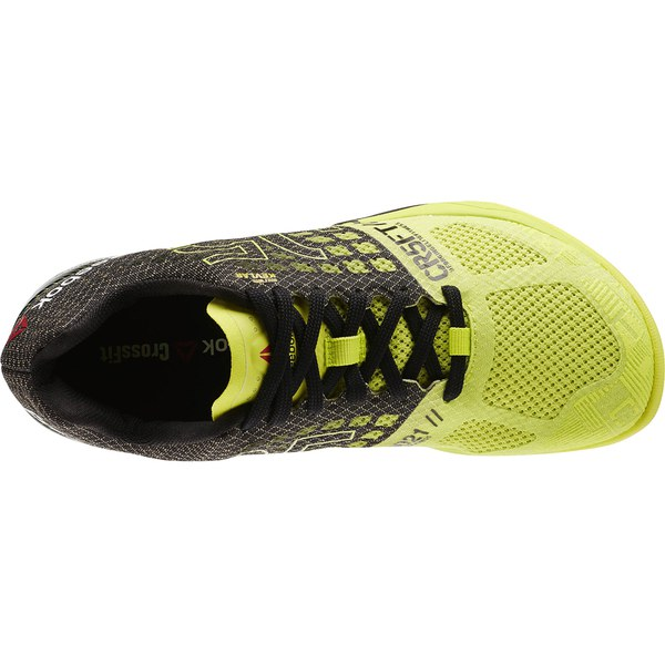 35d76a0235d4d5 Reebok Women s Crossfit Nano 5.0 Trainers - Yellow Black