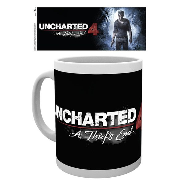 Uncharted 4 Thiefs End - Mug