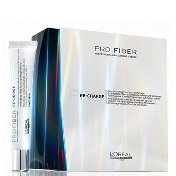 L'Oreal Professionnel Pro Fiber Auto Recharge (6 x 20 ml)