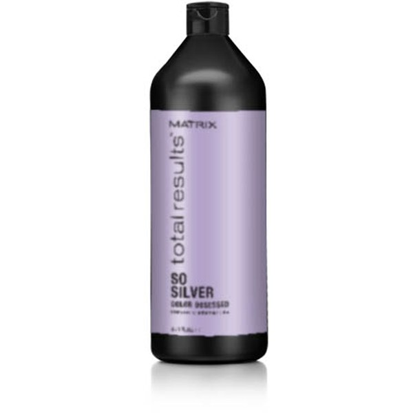 Shampooing So Silver Color Obsessed Total Results Matrix (1000 ml)