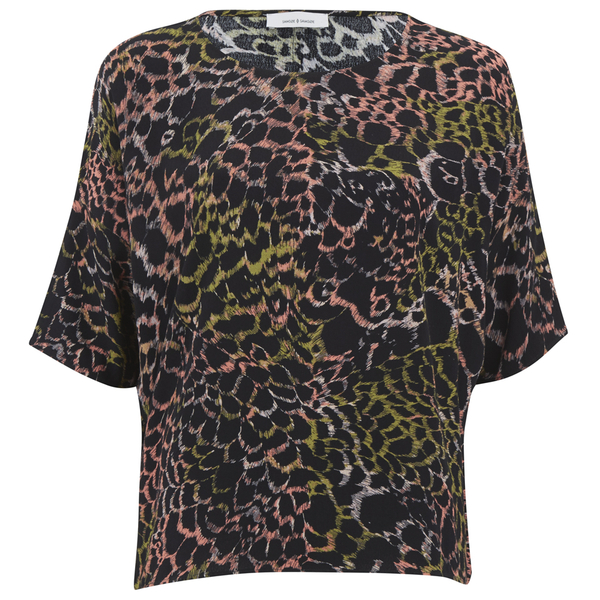 Samsoe & Samsoe Women's Mains T-Shirt - Feather