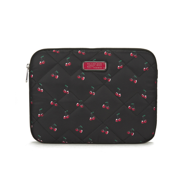 Marc by Marc Jacobs Women's Crosby Quilt Nylon Tablet Case - Cherry Print