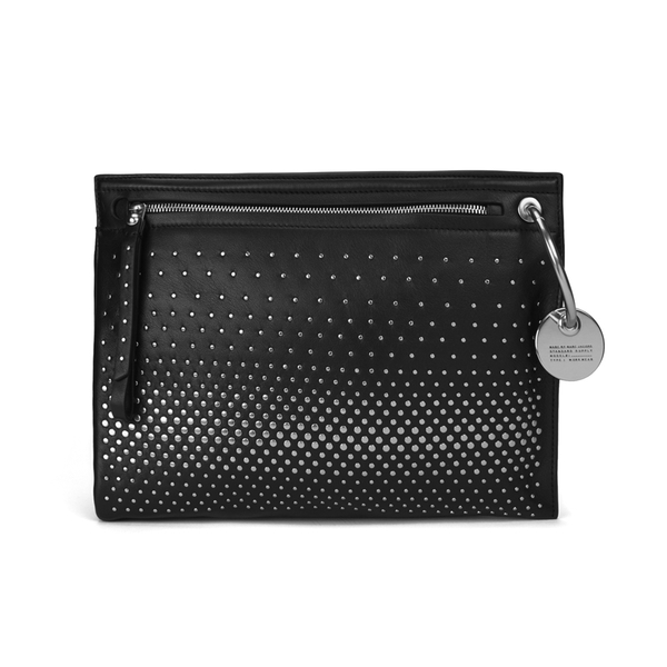 Marc by Marc Jacobs Women's Prism Degrade Studs Clutch Bag - Black