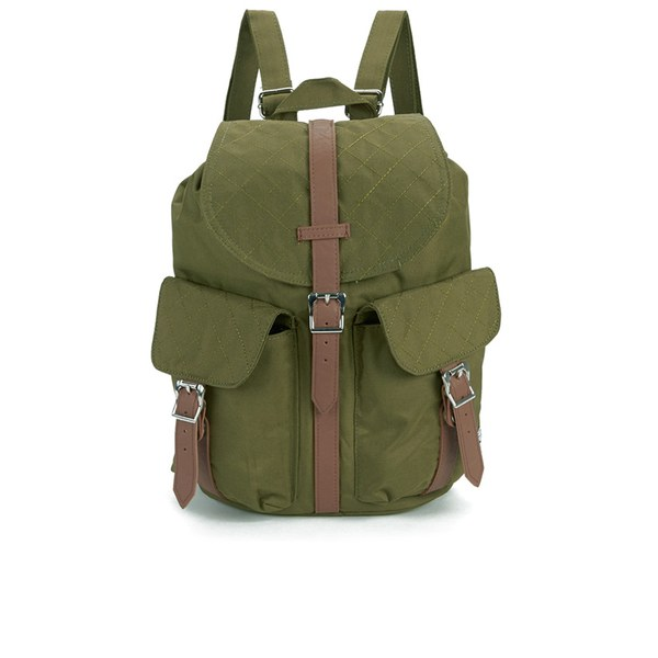 cd4b9de76571 Herschel Supply Co. Dawson Quilted Backpack - Army  Image 1