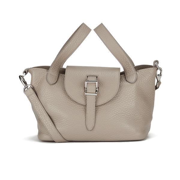 meli melo Womens Thela Mini Tote Bag - Taupe