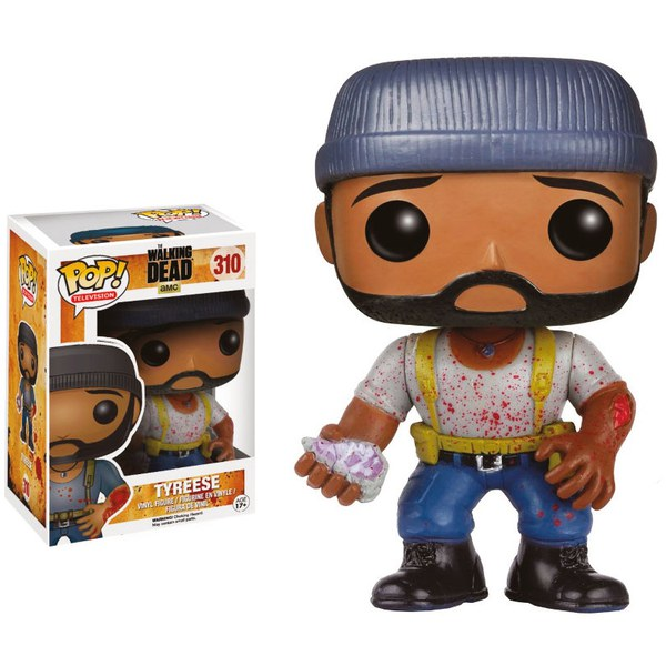 The Walking Dead Tyreese Bitten Arm Pop! Vinyl Figure