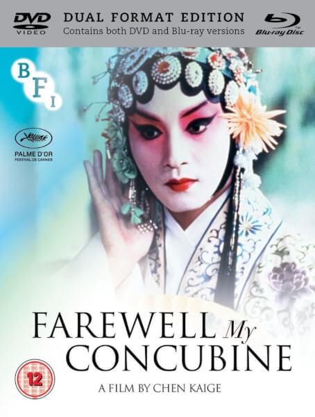 Farewell My Concubine - Dual Format (Includes DVD)