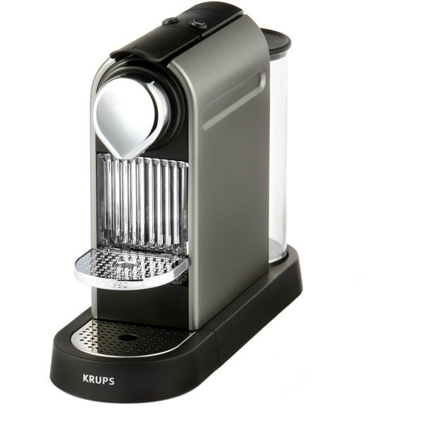 KRUPS Nespresso Citiz Coffee Machine XN720T
