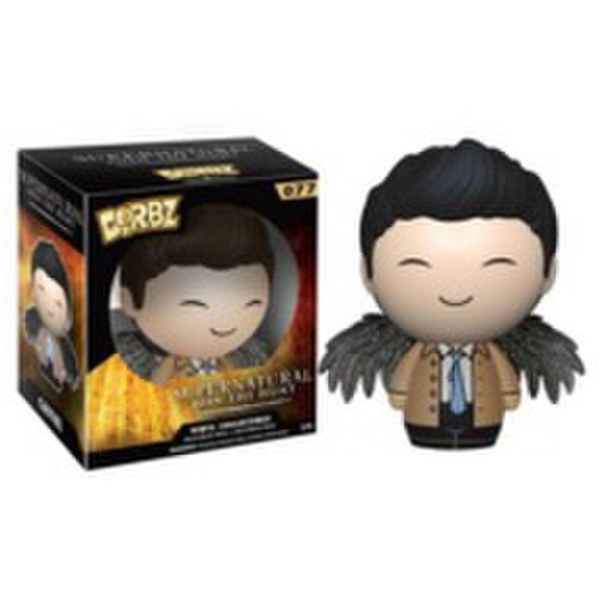 Supernatural Castiel Dorbz Action Figur