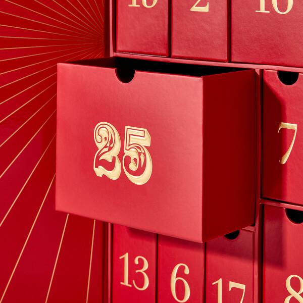lookfantastic joulukalenteri 2018 lookfantastic Joulukalenteri 2018   Ilmainen toimitus lookfantastic joulukalenteri 2018