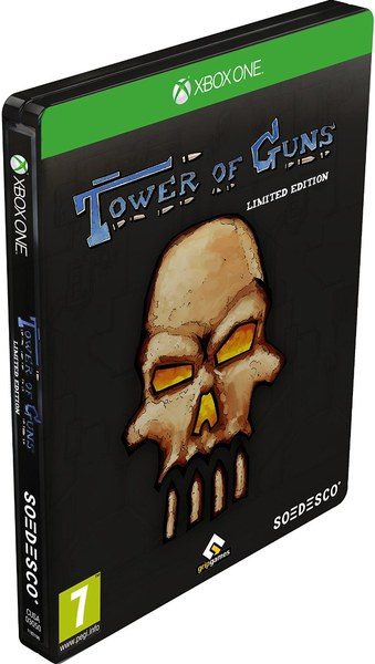 Tower of Guns - Day 1 Steelbook Edition
