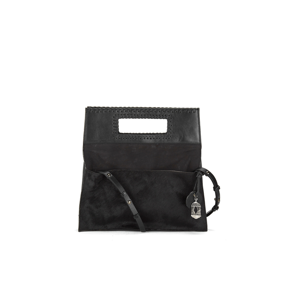BeckSöndergaard Women's Handa Leather Crossbody Bag - Black