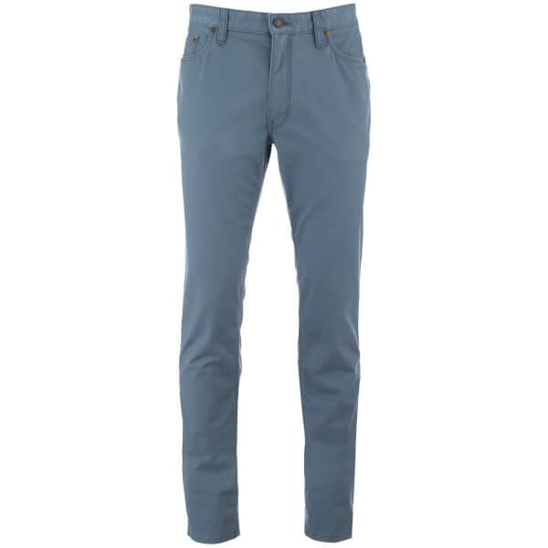 Polo Ralph Lauren Men's Sullivan Slim Fit Long Jeans - Blueberry