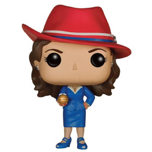 Marvel Agent Carter with Gold Orb Limited Edition Pop! Vinyl Figure