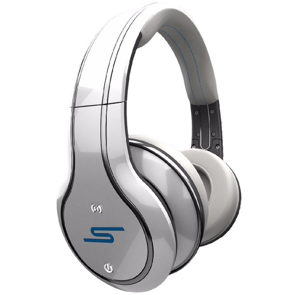 SMS Audio SYNC By 50 Cent Over-Ear Bluetooth Noise Cancellation ...
