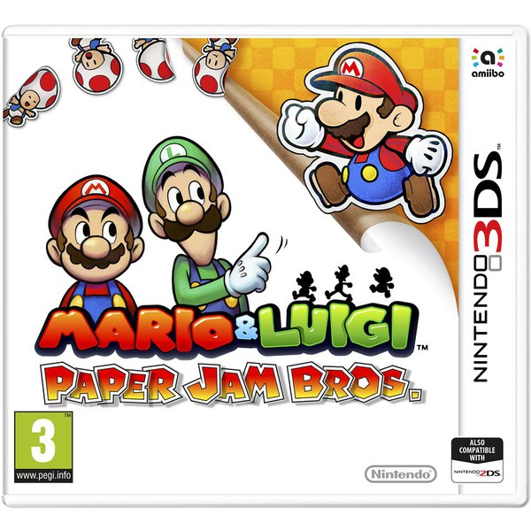 Mario & Luigi: Paper Jam Bros. - Digital Download