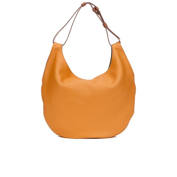 Paul Smith Accessories Women's Medium Leather Hobo Bag - Orange