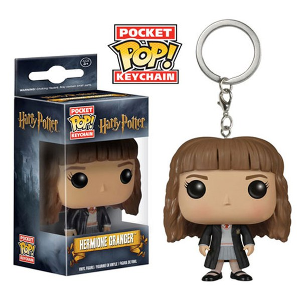 Porte-Clef Pocket Pop! Harry Potter - Hermione