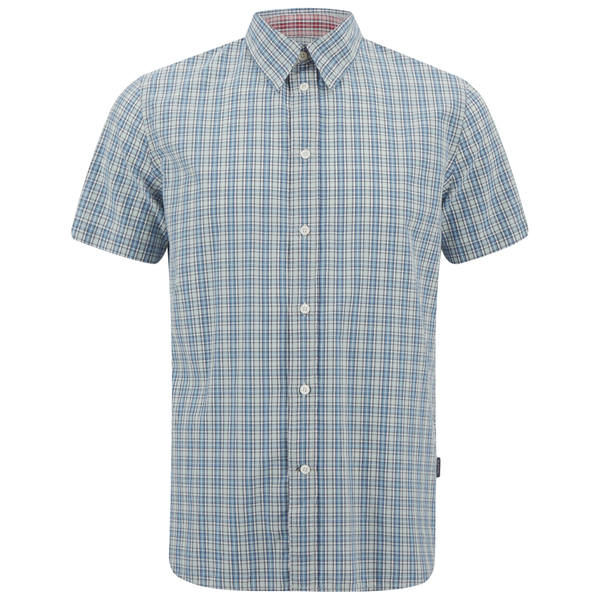 Paul Smith Jeans Men's Classic Fit Tailored Shirt - Blue