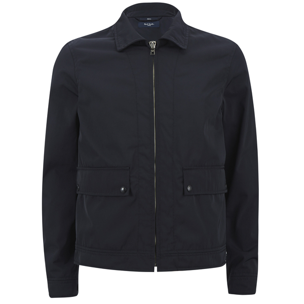 Paul Smith Jeans Men's Flight Jacket - Navy