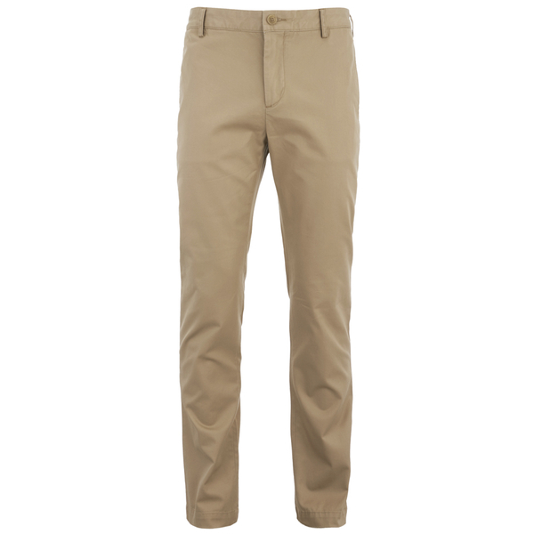Lacoste Men's Gabardine Chino Pants - Macaroon