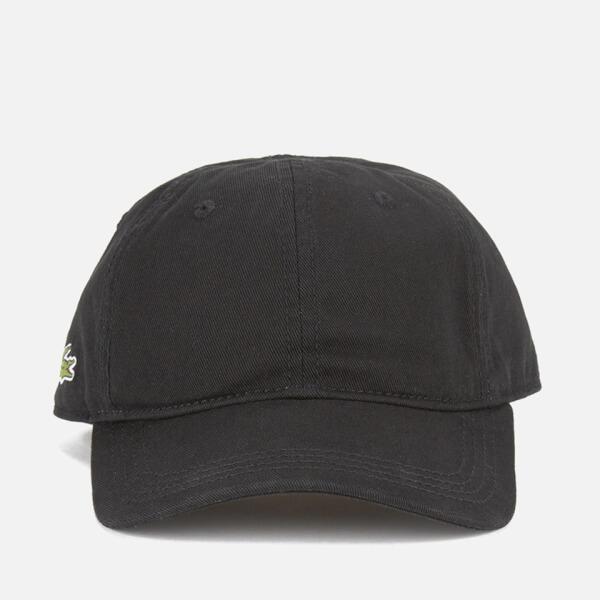 Lacoste Men's Baseball Cap - Black