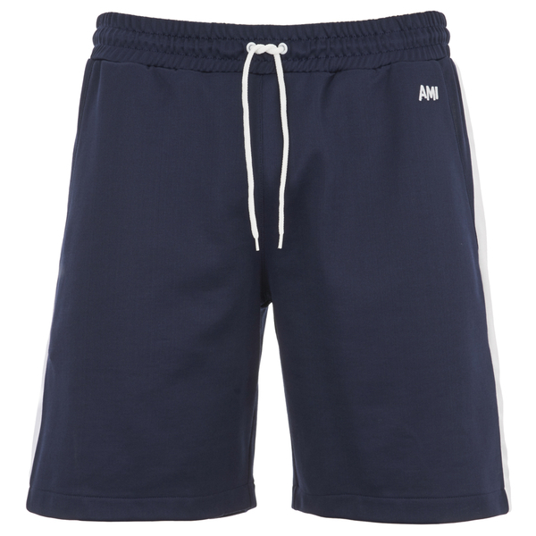 AMI Men's Track Shorts - Navy