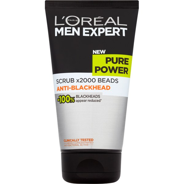 L'Oréal Paris Men Expert Pure Power Scrub 150ml
