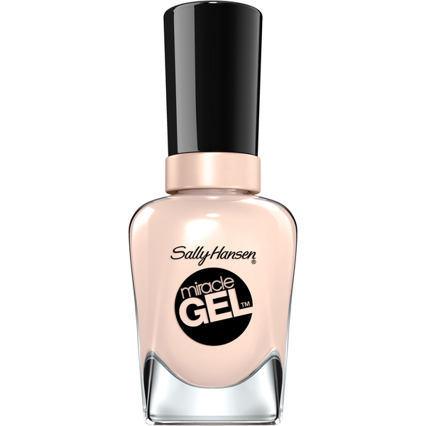 Esmalte de uñas Miracle Gel Nail Polish - Birthday Suit de Sally Hansen 14,7 ml