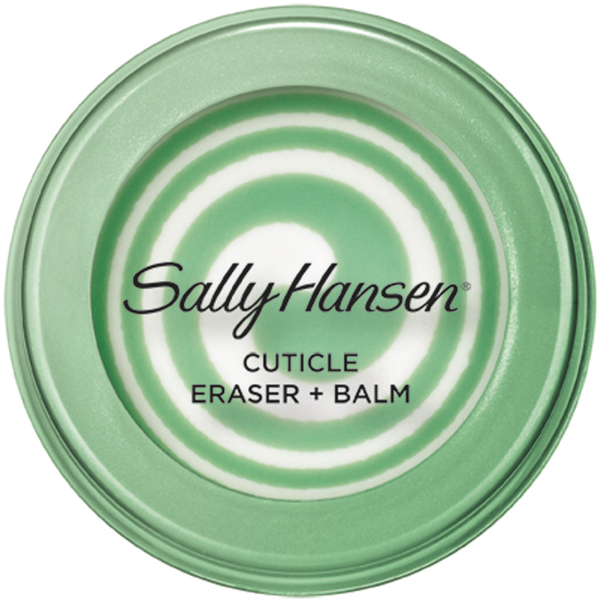 Quita cutículas y crema Salon Manicure Cuticle Eraser and Balm (2 in 1) de Sally Hansen 8 ml