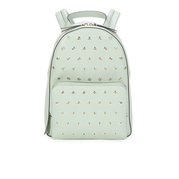 REDValentino Women's Eyelet Backpack - Mint