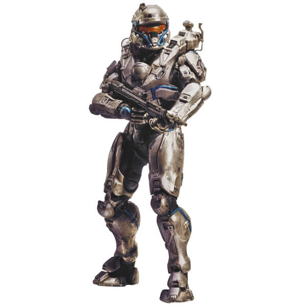 Best Of Halo 5 Guardians Spartan Buck Action Figure