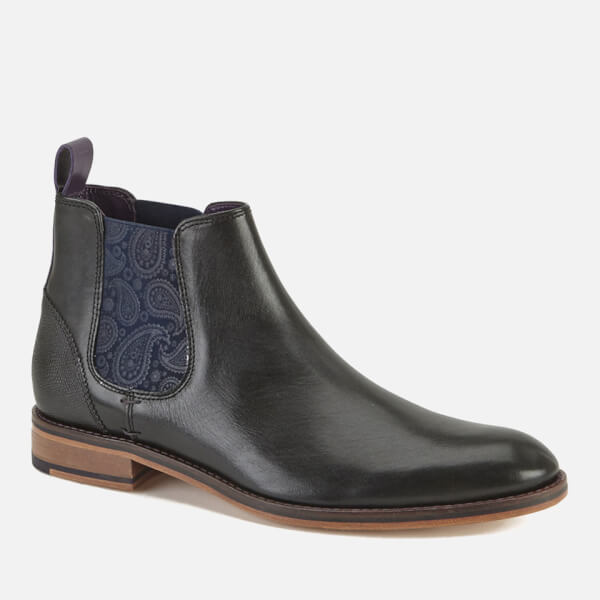 b2a501c77 Ted Baker Men s Camroon 4 Leather Chelsea Boots - Black  Image 2