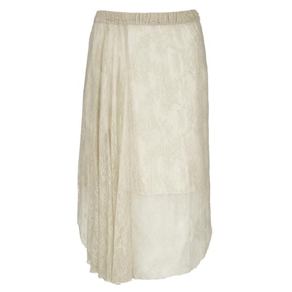 Baum und Pferdgarten Women's Selma Skirt - White Sand