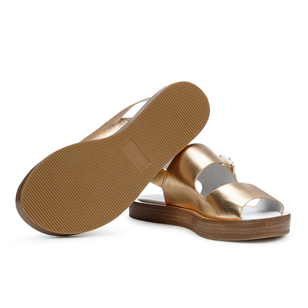 Lastest A2 By Aerosoles Strappy, Flat, Multipurpose Slipon Sandal Goes From Saturday Errands To Vacation Travels The Smart Design Features Two Bands That Lay Across Your Foot  And One Is Elastic For An Interesting Look And Comforting Feel!