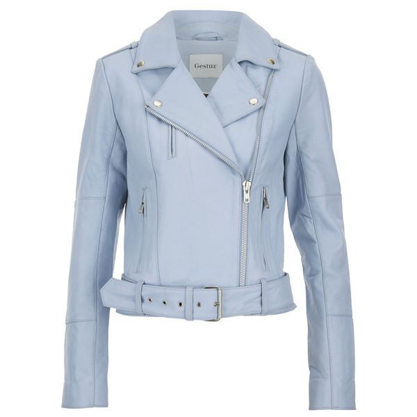 505558d80 Gestuz Women s Prue Jacket - Baby Blue Womens Clothing