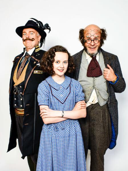 Harry Hill In Professor Branestawm Returns