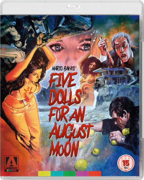 Five Dolls for an August Moon - Dual Format (Includes DVD)