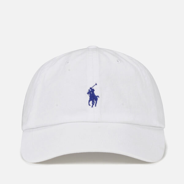 Polo Ralph Lauren Men's Classic Sports Cap - White