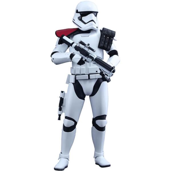 Hot Toys Star Wars 1:6 First Order Stormtrooper Officer