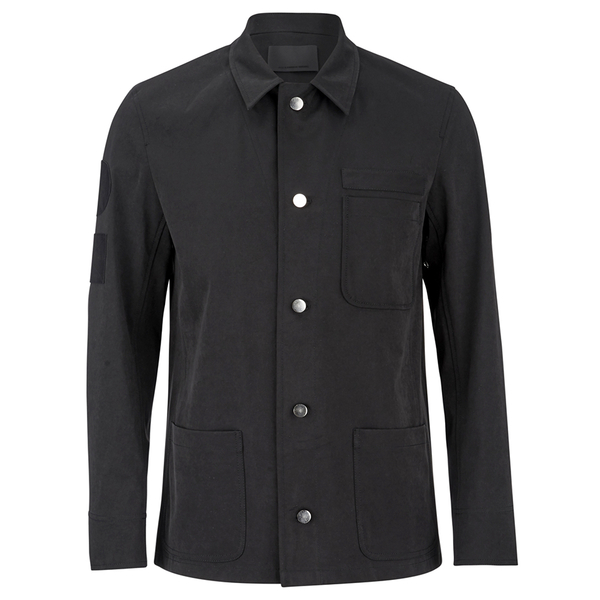 Alexander Wang Men's Convertible Patch Pocket Jacket - Matrix