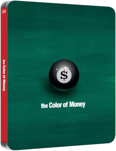La Couleur de l'argent - Steelbook Exclusif Limité pour Zavvi (Édition UK)