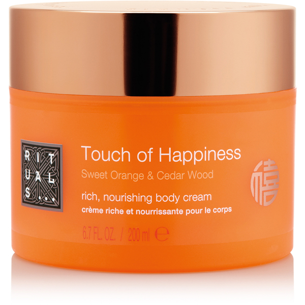 Crema Corporal Rituals Touch of Happiness (200ml)