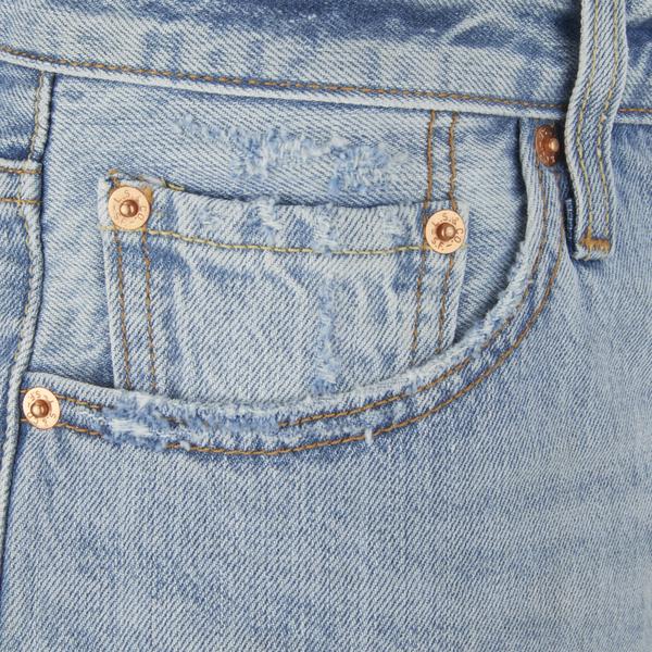 03506bb5 Levi's Women's Custom Roll Hem 501 Shorts - Country Road: Image 3